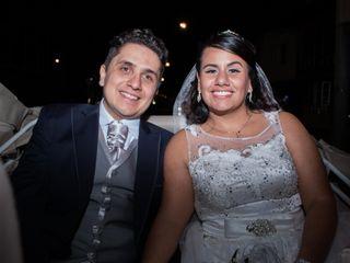El matrimonio de Lina y José