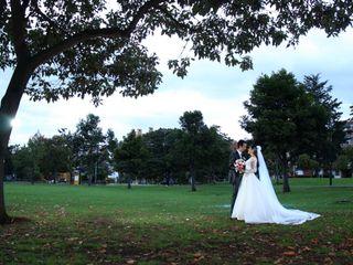 El matrimonio de Yuly y Diego