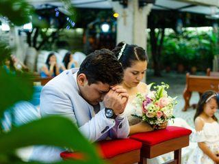 El matrimonio de Carol Andrea y Randy Javier  1