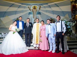 El matrimonio de Carol Andrea y Randy Javier  2