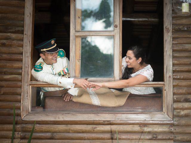 El matrimonio de Ana Maria y Yenner
