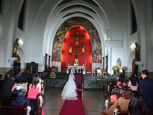 El matrimonio de Yoahana  y Steven  en Bogotá, Bogotá DC 1