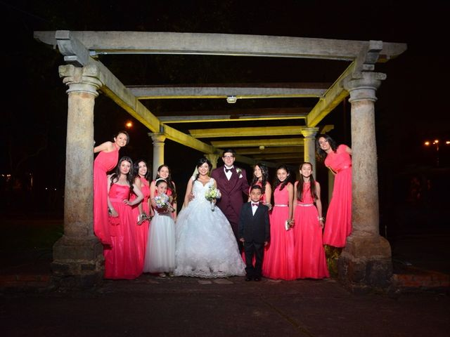 El matrimonio de Yoahana  y Steven  en Bogotá, Bogotá DC 4