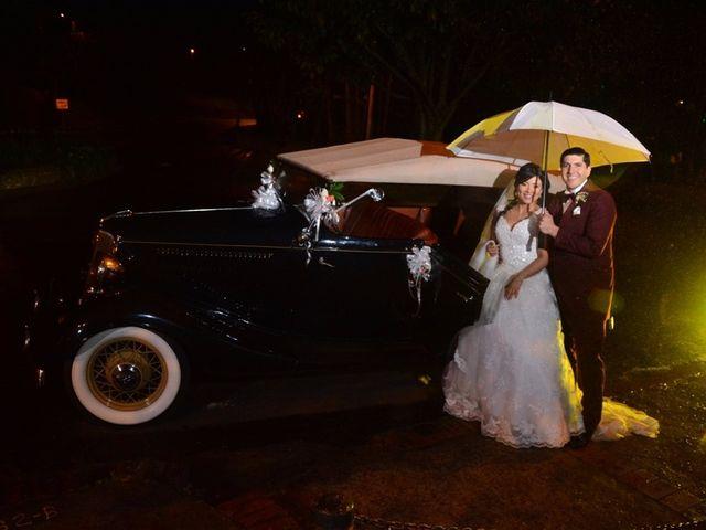 El matrimonio de Yoahana  y Steven  en Bogotá, Bogotá DC 6
