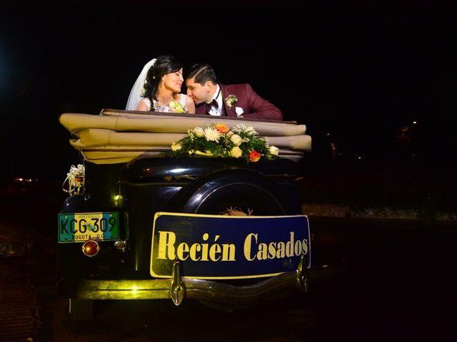 El matrimonio de Yoahana  y Steven  en Bogotá, Bogotá DC 9
