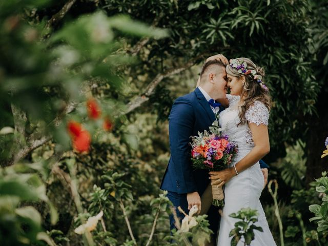 El matrimonio de Dani y Mauro