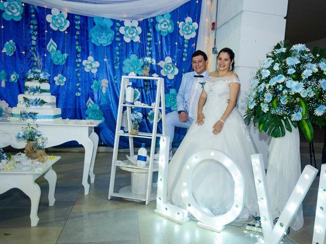 El matrimonio de Randy Javier  y Carol Andrea en Neiva, Huila 3