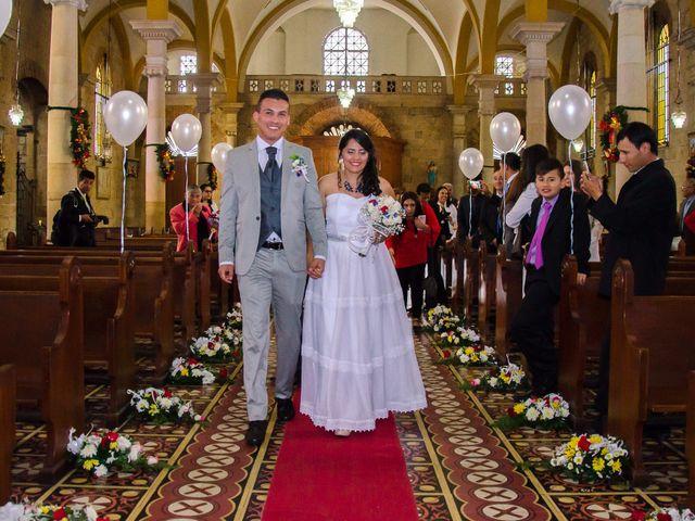 El matrimonio de Jhon y Carolina en Madrid, Cundinamarca 3