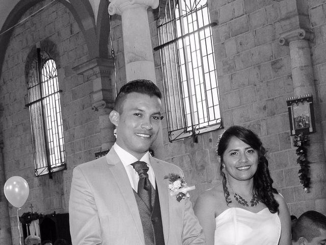 El matrimonio de Jhon y Carolina en Madrid, Cundinamarca 6