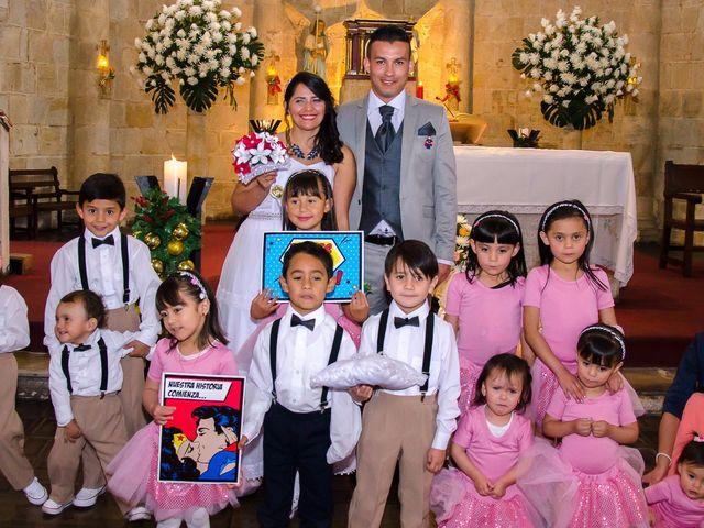 El matrimonio de Jhon y Carolina en Madrid, Cundinamarca 10