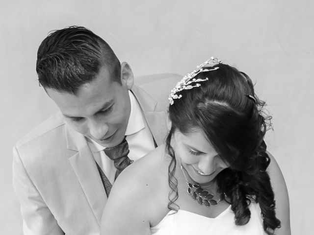El matrimonio de Jhon y Carolina en Madrid, Cundinamarca 1