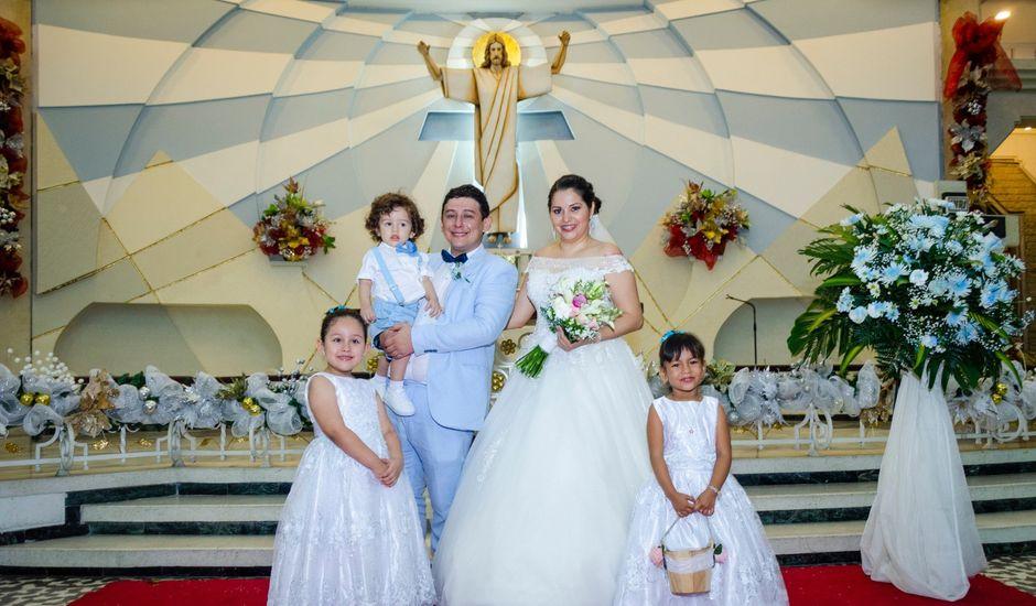 El matrimonio de Randy Javier  y Carol Andrea en Neiva, Huila