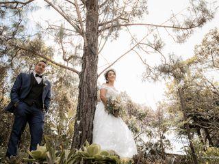 El matrimonio de Daniela   y John Sergio