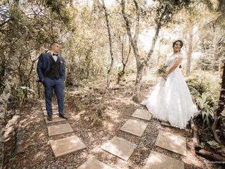 El matrimonio de Daniela   y John Sergio   2