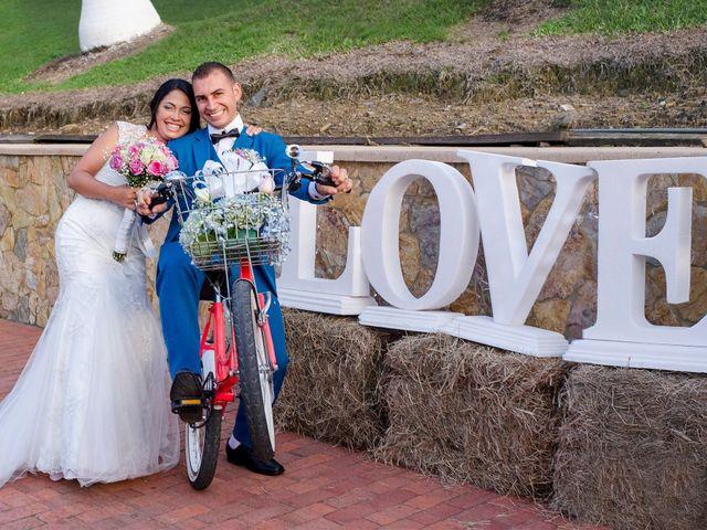 El matrimonio de Lina y Jose