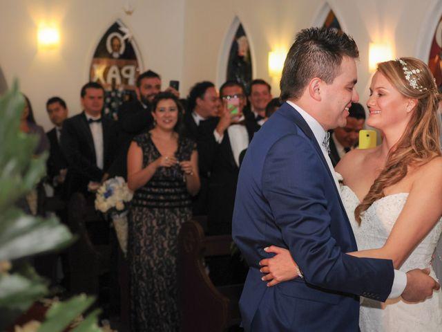 El matrimonio de Carlos y Vanessa en Chía, Cundinamarca 7