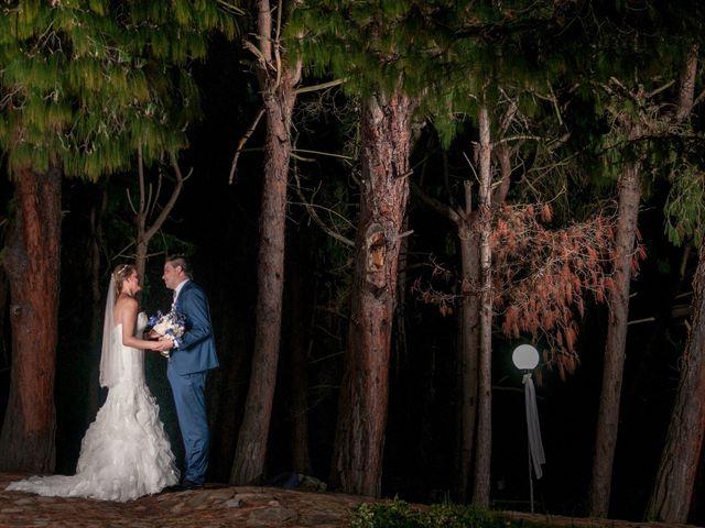 El matrimonio de Carlos y Vanessa en Chía, Cundinamarca 9