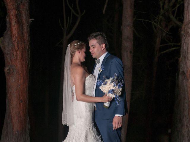 El matrimonio de Carlos y Vanessa en Chía, Cundinamarca 10
