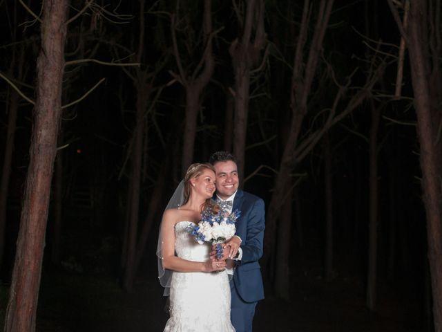 El matrimonio de Carlos y Vanessa en Chía, Cundinamarca 11