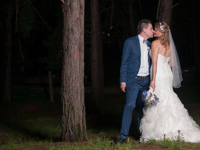 El matrimonio de Carlos y Vanessa en Chía, Cundinamarca 13