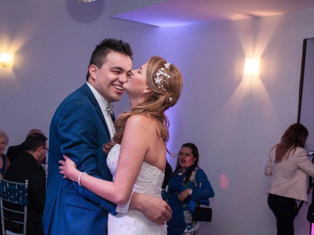 El matrimonio de Carlos y Vanessa en Chía, Cundinamarca 15