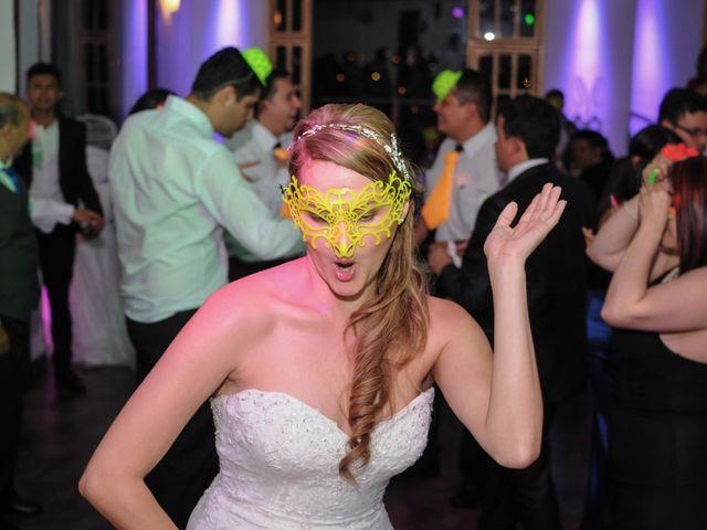 El matrimonio de Carlos y Vanessa en Chía, Cundinamarca 19