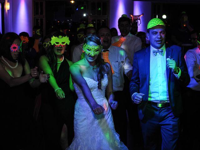El matrimonio de Carlos y Vanessa en Chía, Cundinamarca 20