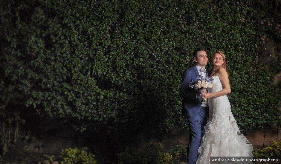 El matrimonio de Carlos y Vanessa en Chía, Cundinamarca