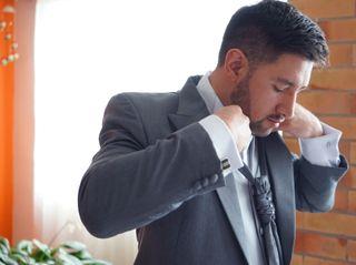 El matrimonio de Sandra y Luis Angel 2