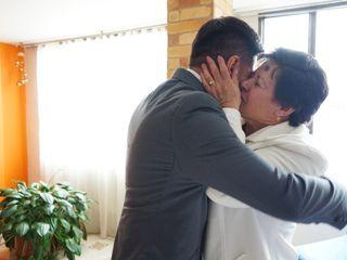 El matrimonio de Sandra y Luis Angel 3