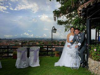 El matrimonio de Sandra y Luis Angel