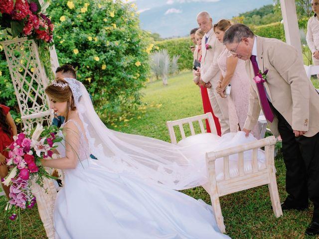 El matrimonio de Cris y Lulu en Cali, Valle del Cauca 16