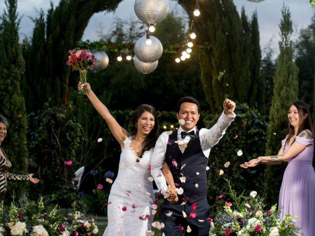 El matrimonio de Karen y Stiven