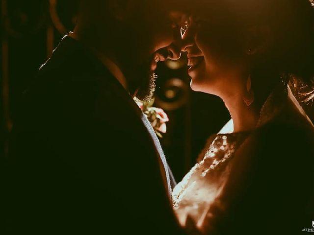 El matrimonio de Paola  y Anderson