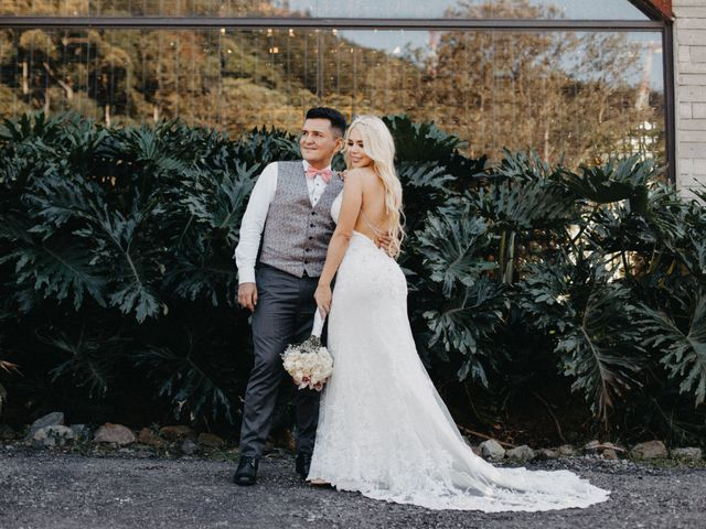 El matrimonio de Franklin y Victoria en Rionegro, Antioquia 16
