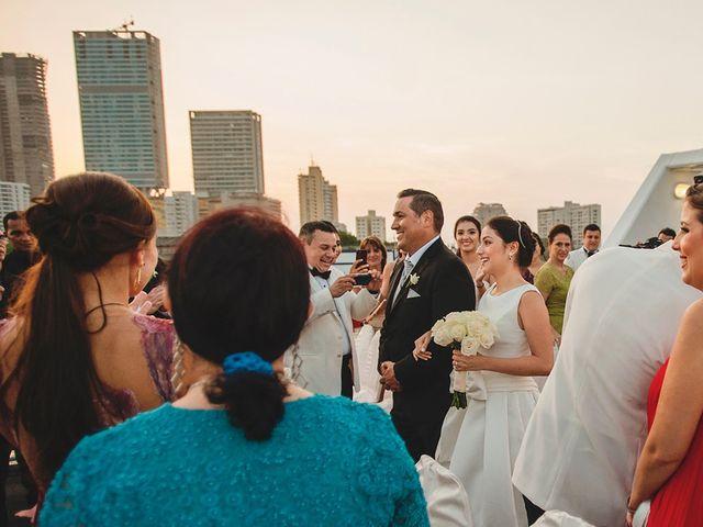 El matrimonio de Mau y Meli en Cartagena, Bolívar 24