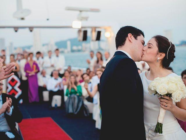 El matrimonio de Mau y Meli en Cartagena, Bolívar 25