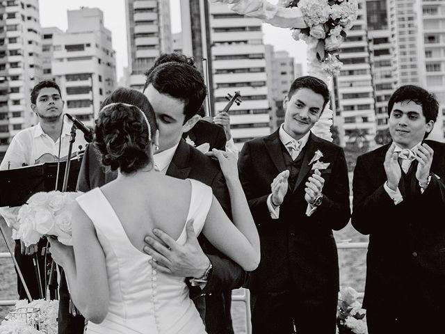 El matrimonio de Mau y Meli en Cartagena, Bolívar 26