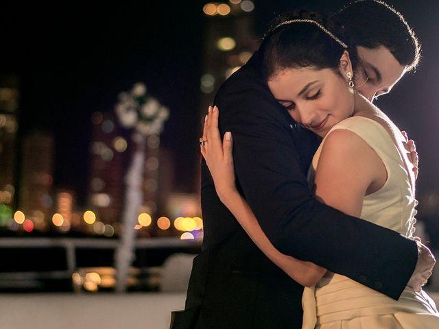 El matrimonio de Mau y Meli en Cartagena, Bolívar 34