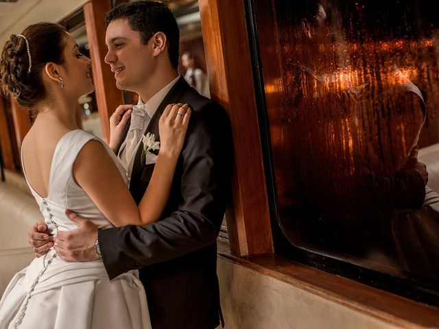 El matrimonio de Meli y Mau