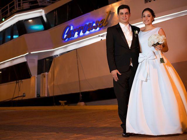 El matrimonio de Mau y Meli en Cartagena, Bolívar 38