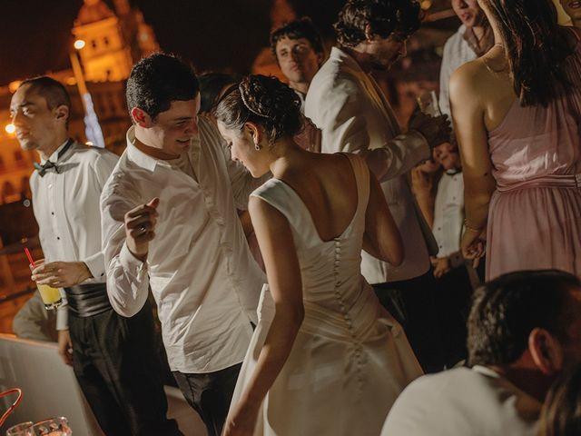 El matrimonio de Mau y Meli en Cartagena, Bolívar 44