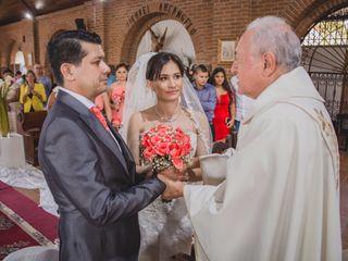 El matrimonio de Marisela y Luis Alberto 2