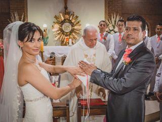 El matrimonio de Marisela y Luis Alberto 3