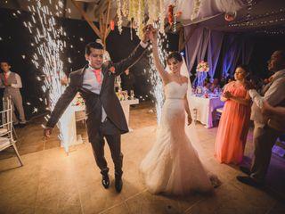El matrimonio de Marisela y Luis Alberto