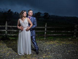 El matrimonio de Duviana y Fredy