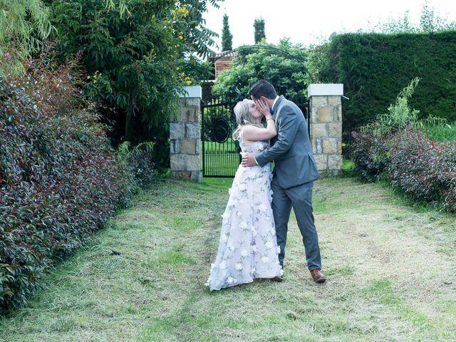 El matrimonio de Daniel y Carolina en Subachoque, Cundinamarca 24