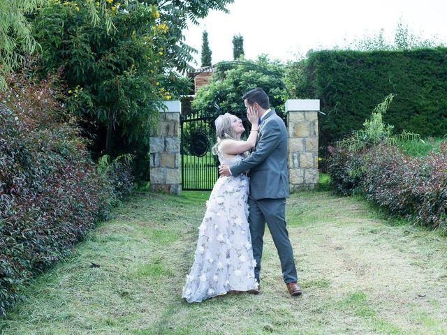 El matrimonio de Daniel y Carolina en Subachoque, Cundinamarca 25