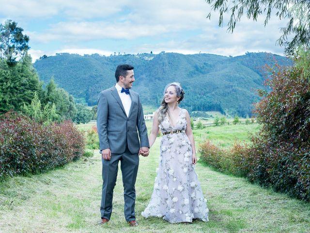 El matrimonio de Daniel y Carolina en Subachoque, Cundinamarca 26