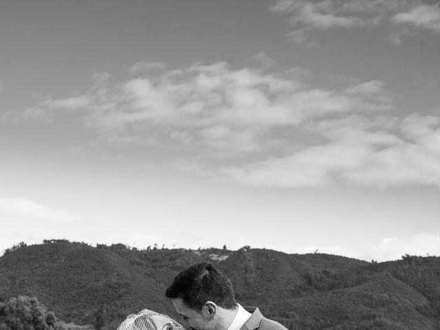El matrimonio de Daniel y Carolina en Subachoque, Cundinamarca 29